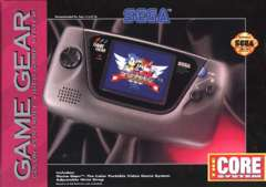 Sega Game Gear handheld system