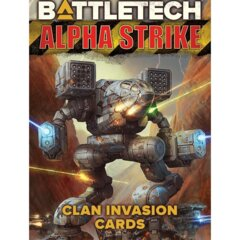 BattleTech: Alpha Strike - Clan Invasion Cards