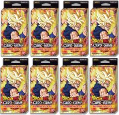 Dragon Ball Super - Premium Pack Set 01 Display - Rise of the Unison Warrior