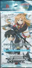Sword Art Online The Movie Ordinal Scale Booster - Booster Pack
