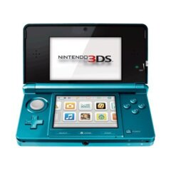 System: 3DS XL Blue