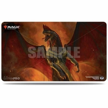 Ultra Pro - Magic: The Gathering - Core Set 2019 Playmat - Vaevictis Asmadi, the Dire (86798)