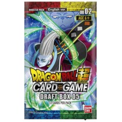 Draft Box 5 - Divine Multiverse - Booster Pack