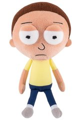 Rick and Morty Galactic Plushies - Depressed Morty