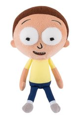 Rick and Morty Galactic Plushies - Smiling Morty