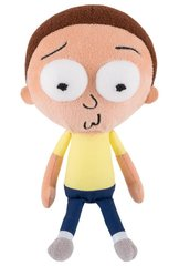 Rick and Morty Galactic Plushies - Regular Morty