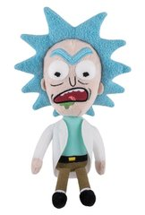 Rick and Morty Galactic Plushies - Angry Rick