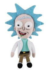 Rick and Morty Galactic Plushies - Smiling Rick