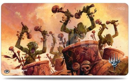 Ultra Pro - Magic: The Gathering - Masters 25 Playmat - Goblin War Drums (86747)