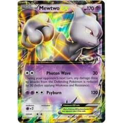 Mewtwo-EX - XY183