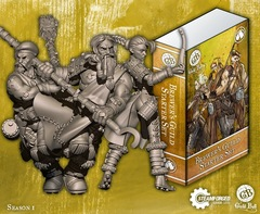 Guild Ball - Brewer's Guild Starter Set