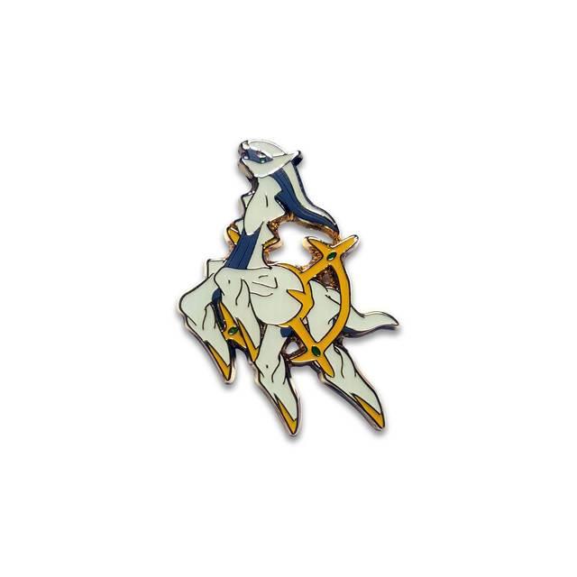 Arceus - Mythical Pokemon Collection Box Pin