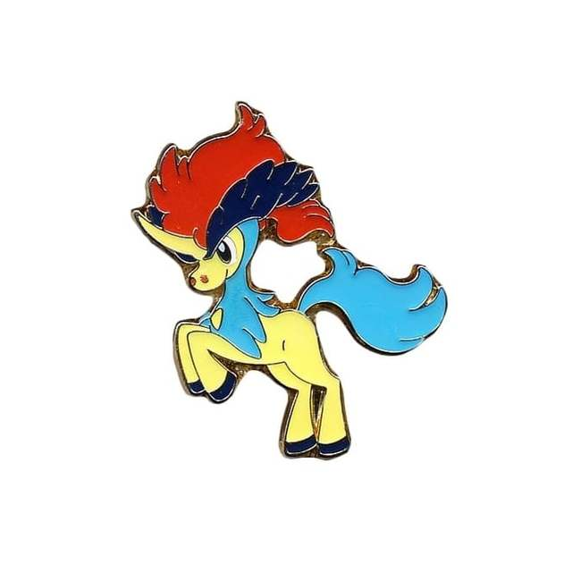 Keldeo - Mythical Pokemon Collection Box Pin