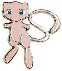 Mew - Mythical Pokemon Collection Box Pin