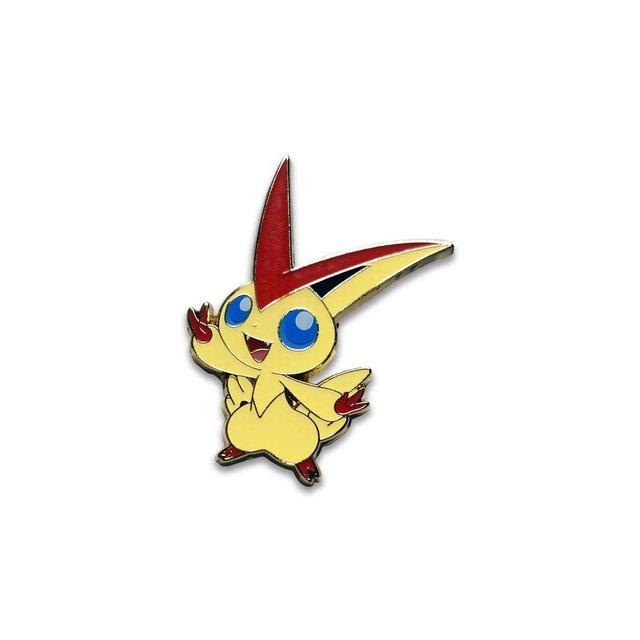 Victini - Mythical Pokemon Collection Box Pin