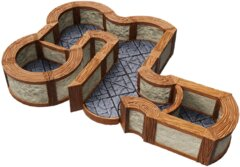 Warlock Tiles: Town & Village I - Angles & Curves