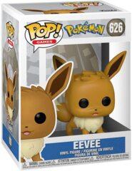 Pop! Pokemon - #626 - Eevee #2 - Games Series