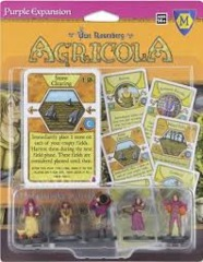 Agricola: Purple Expansion