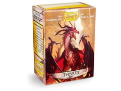 Dragon Shield Sleeves: Art Classic Tanur (Box Of 100)