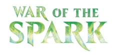 War of the Spark Complete Set of Commons/Uncommons x 4