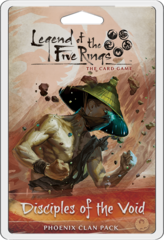 Legend of the Five Rings - Disciples of the Void: Phoenix Clan Pack -