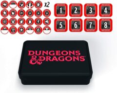D&D Token Set: Dungeon Master Set