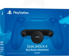 Acc: Playstation 4 DUALSHOCK 4 Back Button Attachment for PS4 Controller