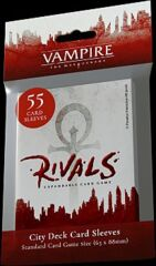Vampire The Masquerade - Rivals - Card Game sleeves B