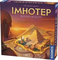 Imhotep: Builder of Egypt