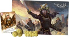 L5R Stronghold Showdown season 2 - Legend of the five rings