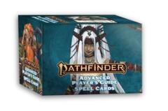 Pathfinder Second Edition Spell Cards: Advanced Player's Guide