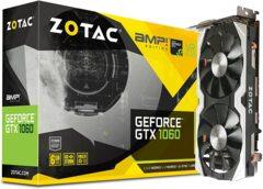 ZOTAC GeForce® GTX 1060 AMP! Edition ZT-P10600B-10M