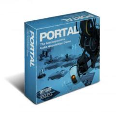 Portal: Uncooperative Cake Acquisition Game