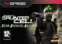 Splinter Cell Team Stealth Action