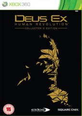 Deus Ex: Human Revolution- Collector's Edition(Euro)
