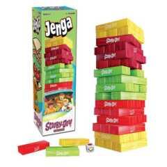 Jenga - Scooby-Doo Edition