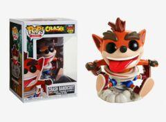 Pop! Crash Bandicoot - #532 - Spinning Crash Bandicoot - Games Series