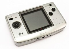 Neo Geo Pocket Color - Platinum Silver