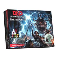 D&D Nolzur's Marvelous Pigments - Monsters Paint Set