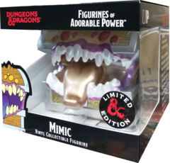Ultra Pro - Figurines of Adorable Power: Mimic LIMITED EDITION