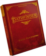 Pathfinder 2E Core Rulebook (Hardcover) - Special Edition