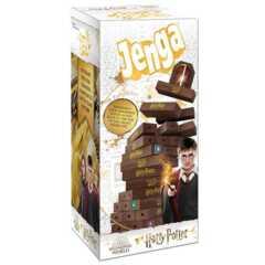 Jenga - Harry Potter Edition