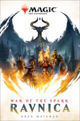 War of the Spark: Ravnica (Magic: The Gathering) Hardcover