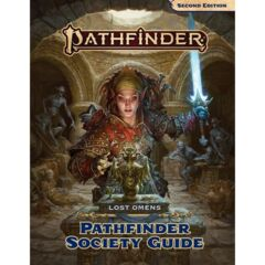 Pathfinder RPG (Second Edition): Lost Omens Pathfinder Society Guide