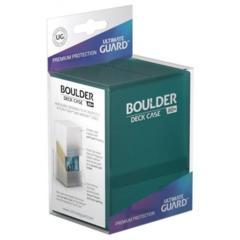 Ultimate Guard - Deck Case 80+ Boulder - Malachite
