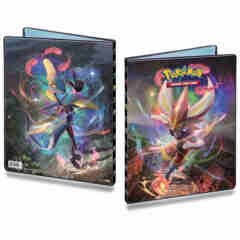 Ultra Pro - Pokemon Sword & Shield Rebel Clash 9-Pocket Portfolio