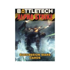 BattleTech: Alpha Strike - Successions Wars Cards