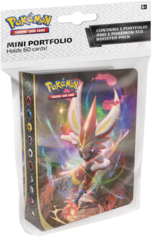 Pokemon Sword & Shield: Rebel Clash Mini Binder