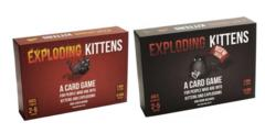 Exploding Kittens & NSFW Expansion Combo