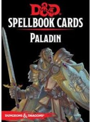 Dungeons And Dragons: Spellbook Cards 2nd Ed. - Paladin Deck